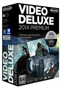 Video Deluxe 2014 Premium