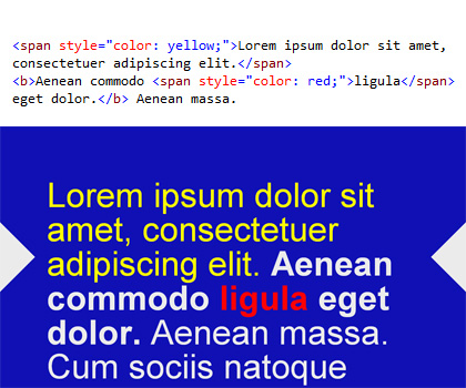 teleprompter tag html