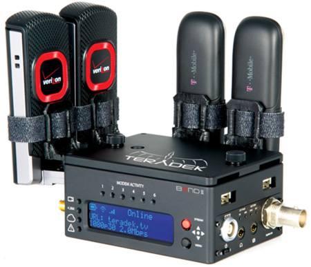 teradek live streaming encoder box
