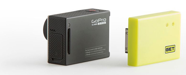Get Data Music GoPro