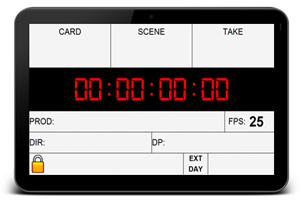 WebCiak Timecode version